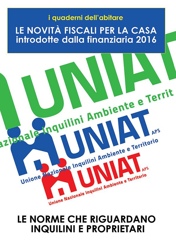 Libri uniat campania for Scaglioni irpef 2016
