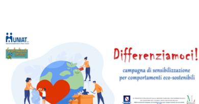 È online il questionario del progetto DIFFERENZIAMOCI! – Campagna di sensibilizzazione per comportamenti eco-sostenibili