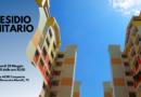 Napoli: presidio unitario del 28 Maggio 2021 presso la sede dell' ACER Campania