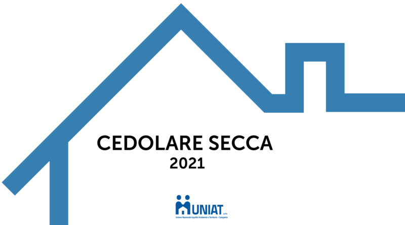 CEDOLARE SECCA 2021